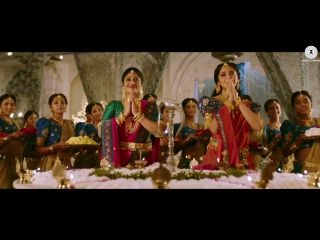 Soja Zara  Baahubali 2 The Conclusion  Anushka Shetty  Prabhas  Satyaraj  Madhushree