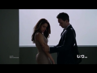 Rachel and Mike - Wake Up Call // Suits, Форс-мажоры