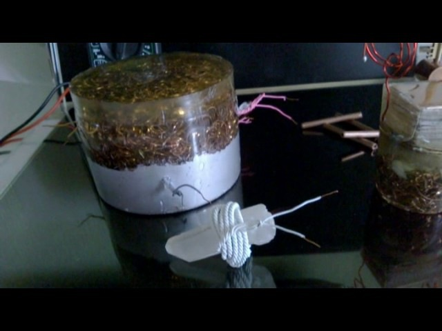 Оргонит. Orgone Energy Demonstration. Orgone Energy Accumulators. Orgonit. ч.1