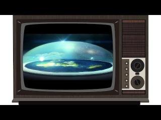 """Плоская земля в СМИ, откровение сотрудника NASA, потеря """"НАУЧНОГО"""" контроля над мас..."""
