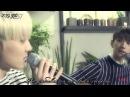 Minhyun NUEST Joshua Seventeen - OVERCOME Acoustic Ver [рус.саб]