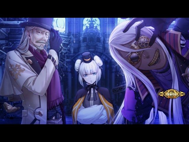 PS Vita「Code:Realize ~祝福の未来~」 プレイムービー「フィーニス編」