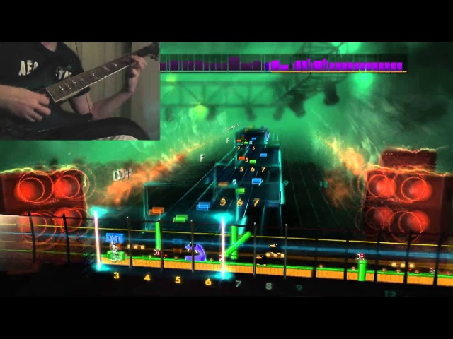 Rocksmith 2014 HD - The Power of Love - Huey Lewis and the News - Mastered 97% (Lead) (Custom Song)