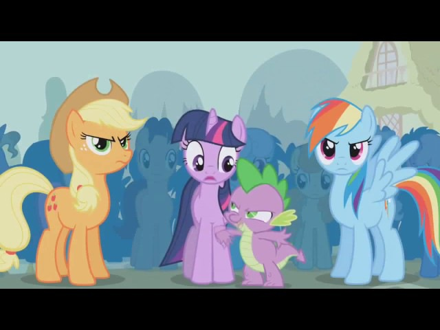 My Little Pony - Przyjaźń to Magia - Chwalipięta odc.6