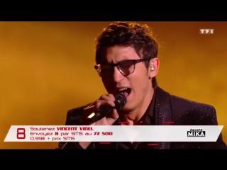 Vincent Vinel - « Earth Song » (Michael Jackson) Semi-Final