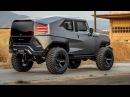 Бронированный Внедорожник Монстр Резвани Танк 500 лошадей, Rezvani TANK 500hp Monster SUV!!