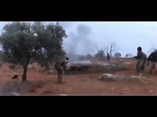 Сирия  «Это вам за пацанов!» — крикнул боевикам пилот ВКС России, взрывая гранату  Видео