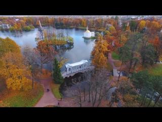 Царское село | Санкт-Петербург с дрона