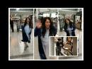 Лолита танцы в аэропорту. Новый Клип Лолиты 2018!