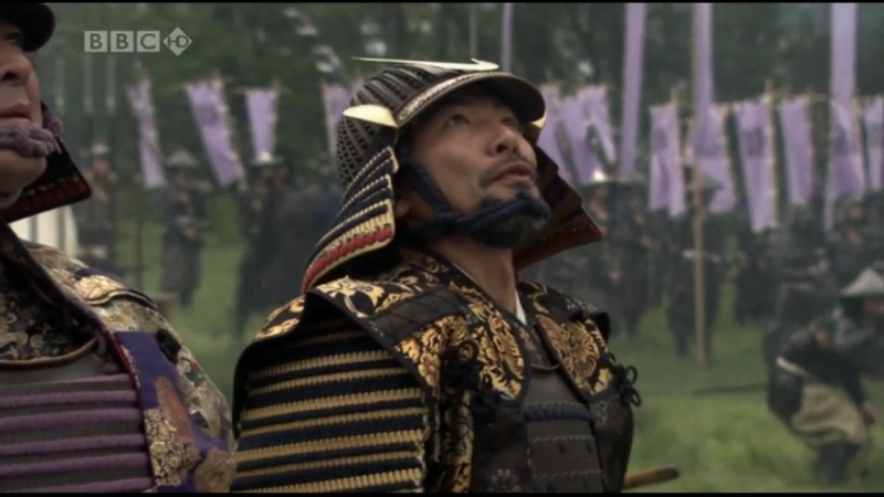 BBC Великие воины Сегун Токугава великий самурай полководец Битва при Сэкигахара
