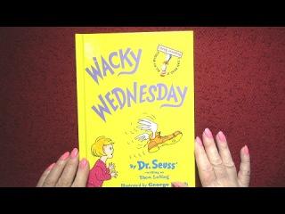 Dr Seuss - Wacky Wednesday -- Read by Nita