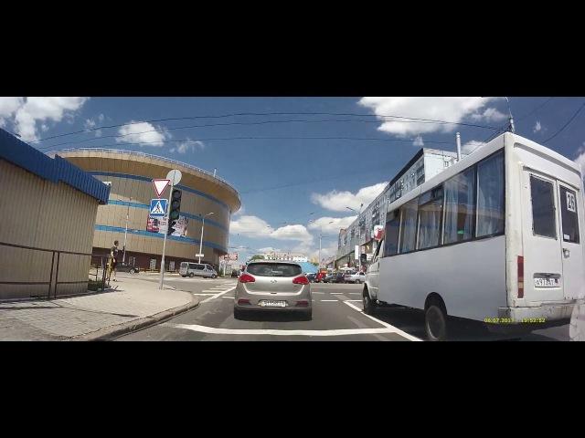 Донецк 2017-07: ЦУМ – Цирк – Смолянка – Мариупольская развилка