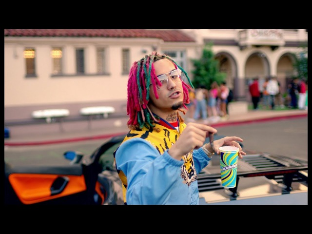 Lil Pump Gucci Gang Official Music Video
