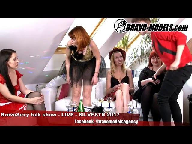 BravoSexy talk show se Sarah Star Silvestr 2017 Special 03
