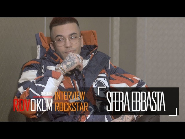 SFERA EBBASTA Rockstar - RdvOKLM (Interview){OKLM TV}