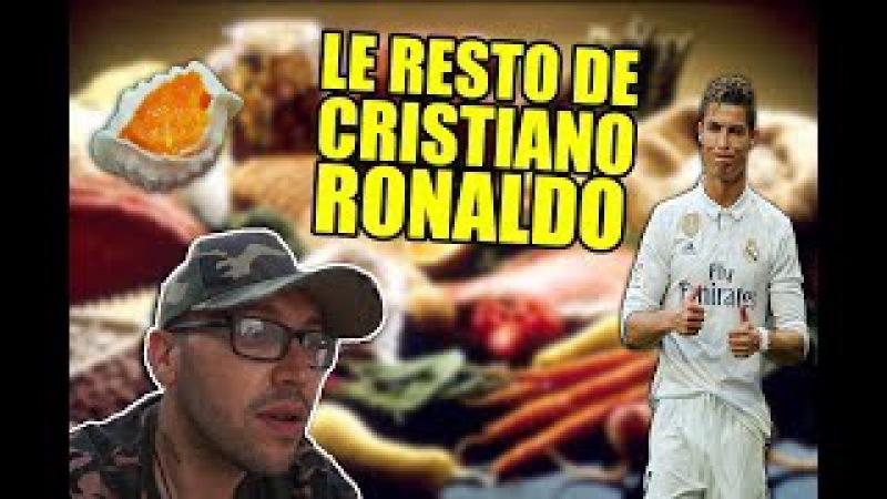 LE RESTO DE CRISTIANO RONALDO ! JOURNEE BOUFFE ! Lisbonne J4   EPISODE 13