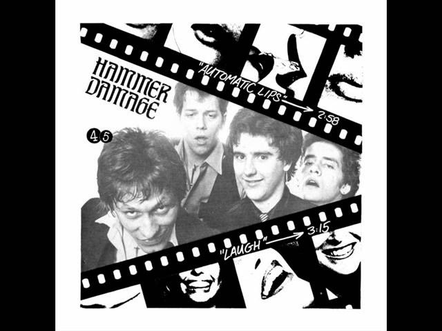 Hammer Damage - Laugh (last laugh records) kbd punk