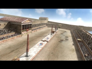 Таррагона (таррако) римский цирк / tarragona (tarraco) circ romà