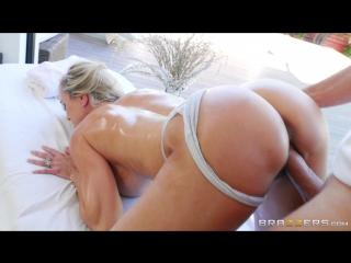 Brandi love (crossing the panty line)[2017, big tits,blonde,blowjob,milf, 1080p]