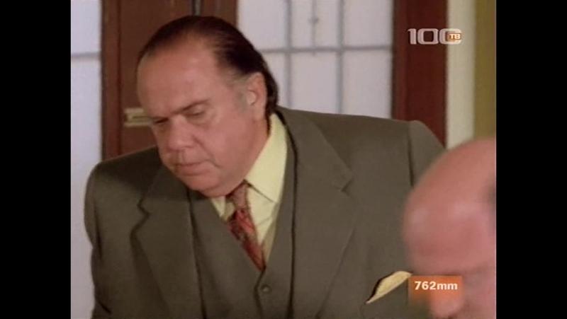 Тайны Ниро Вульфа Звонок в дверь Детектив 2001