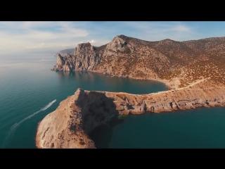 Крым.  Потрясающая красота и удивительная природа полуострова!