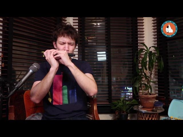 Freddie Hubbard's Birdlike on Chromatic Harmonica