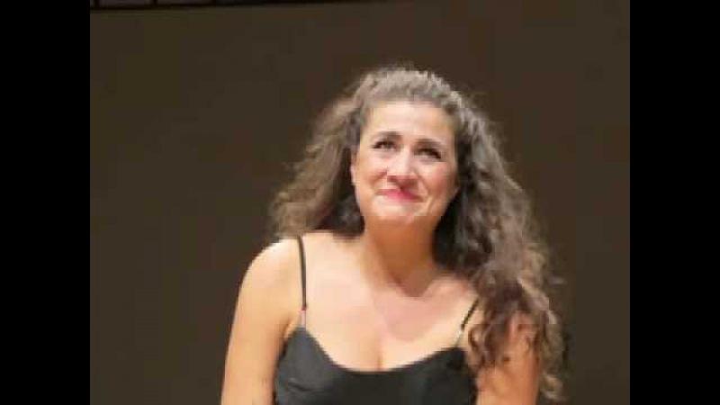 Cecilia Bartoli Mozart la clemenza di Tito Parto parto ma tu mio ben