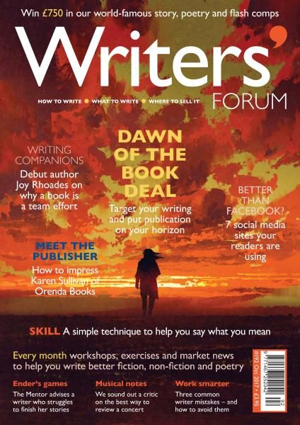 Writers Forum Issue 192 October 2017 FreeMags