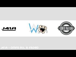 [OMFG Style] J41A - OMFG Alt. & Faded