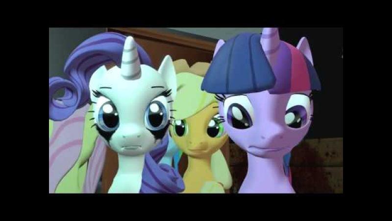 SFM Ponies Pony's night pt 1