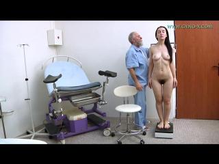 Gyno-x di devi [medical fetish, gyno exam, milf, pantyhose, hairy, anal checkup, masturbation]