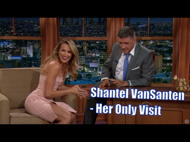 Shantel VanSanten Goes In For A Kiss Her Only Appearance 1080p