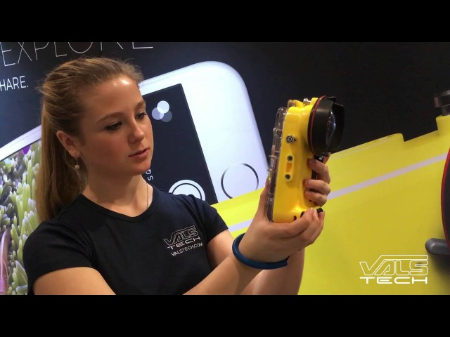 Using your LenzO™ underwater housing for iPhone 6 6s