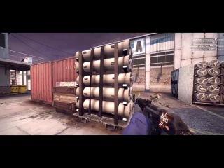 CS:GO Highlight - f0rma vs FACEIT 5K (eco)