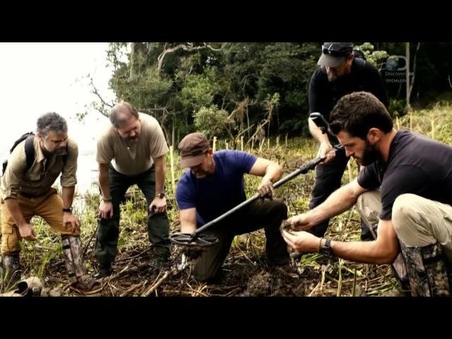 В поисках сокровищ змеиный остров 2 сезон 5 серия Discovery