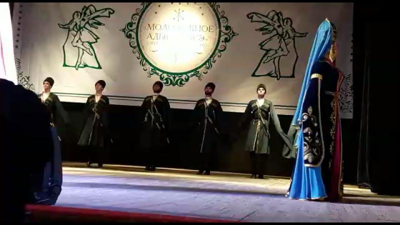 Къафа театр танца Меркурий