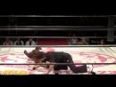 Командная лига 3 - 4. Хана Кимура и Кагетсу против Натсуко Торы и Шики Шибусавы