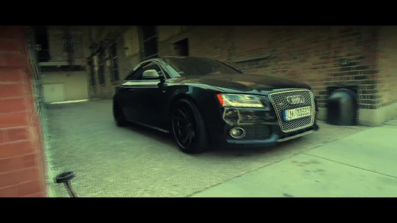 Audi S5 Rohana Wheels RC10