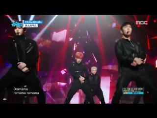 [RAW|VK][] MONSTA X - DRAMARAMA @ Show! Music Core