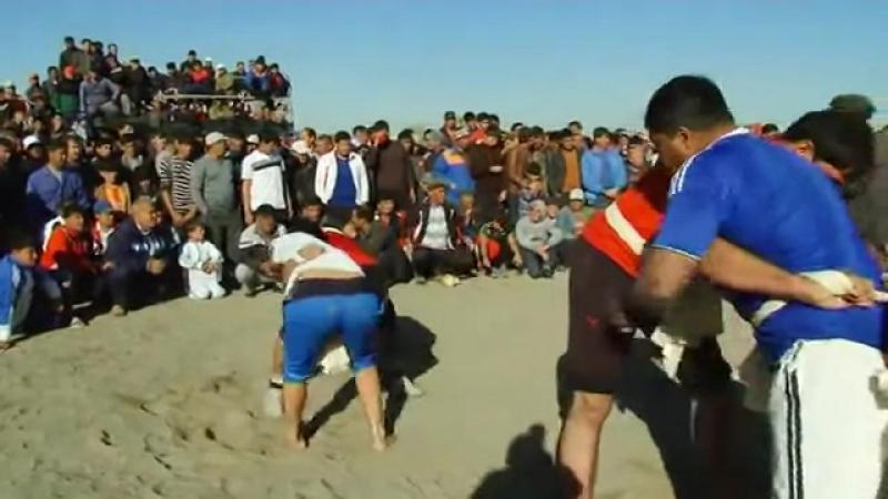 Gazanjyk toyy - Turkmen goreshi (8-nji bolegi) |