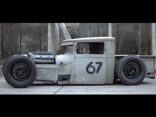 Ford 1928 A Engine BMW!!!