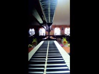 Корейская мелодия «Финальная фантазия» на рояле