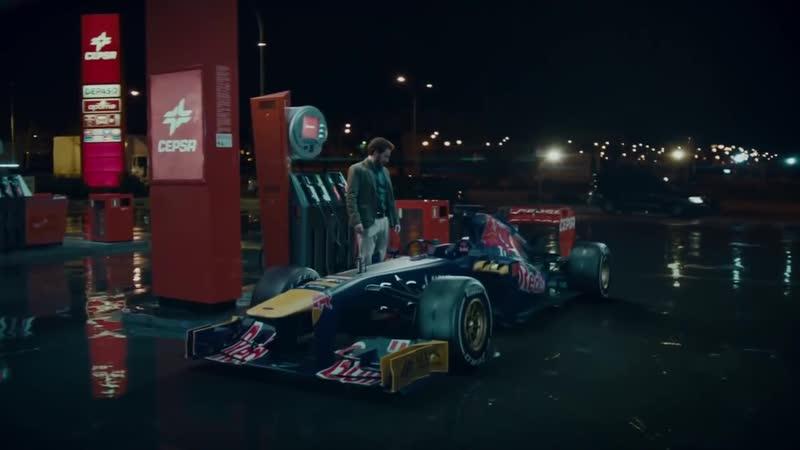 CEPSA presenta su nuevo spot para la F1