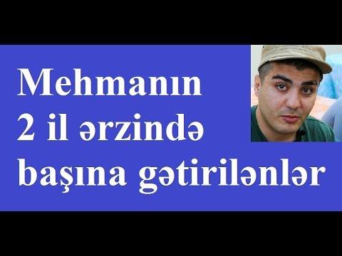 Mehman Hüseynov 2 il başına gətirilənlərdən danışdı