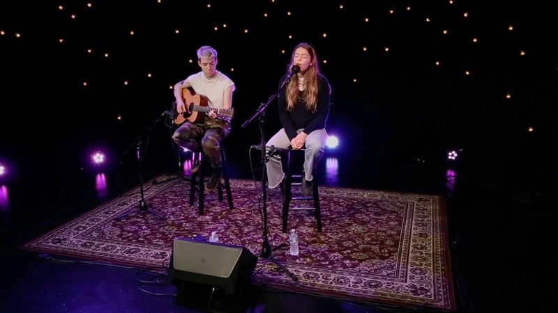 Maggie Rogers — Light On (KXT Live Sessions)