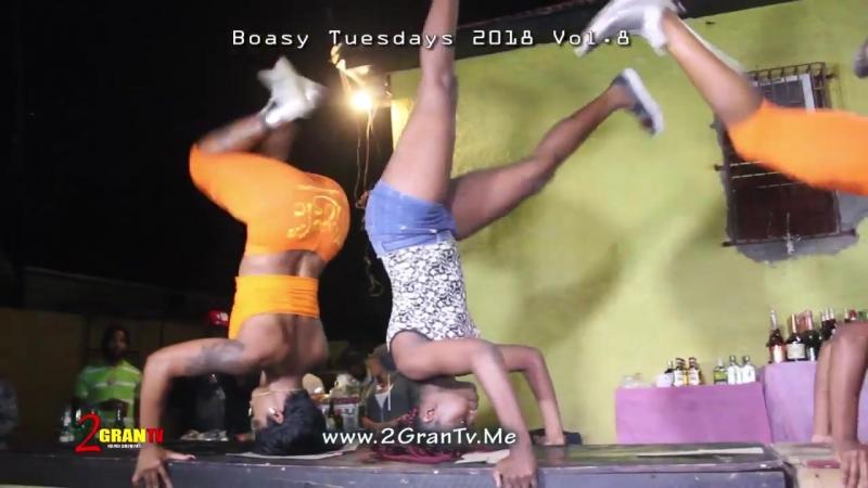 Boasy Tuesdays 8 Popular Jamaican Dancehall Reggae Party Videos 2018