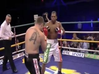 Майк Перес vs Павел Долгов (полный бой)