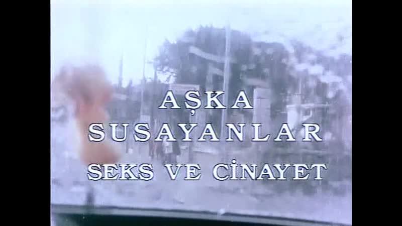 Жажда любви, секса и убийства / Aska susayanlar seks ve cinayet (1972)