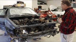 Audi Ur-Quattro Реставрация