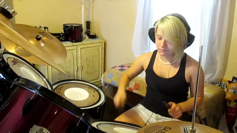 Blink 182 All the Small Things Drum Cover